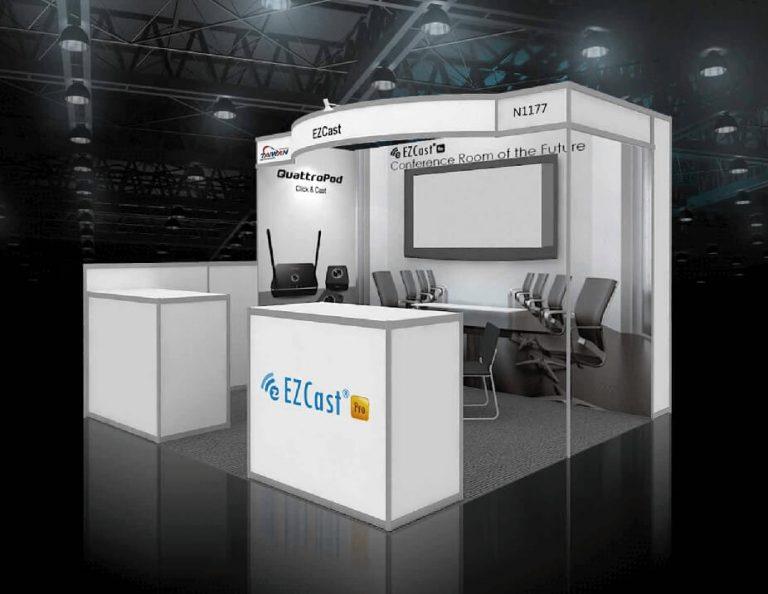 EZCast Pro at InfoComm 2018