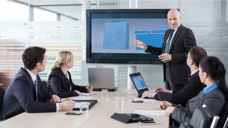 BYOD wireless presentations for more productive meetings