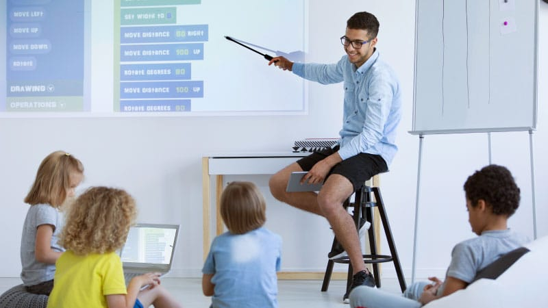 Interactive learning in the classroom