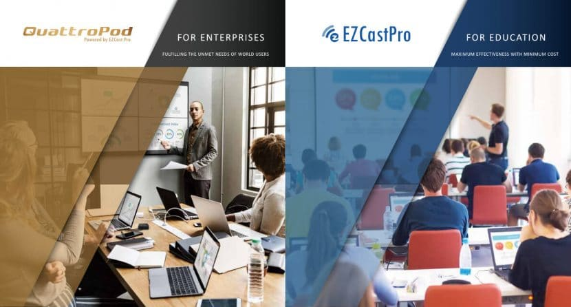 EZCast Pro Company Brochure