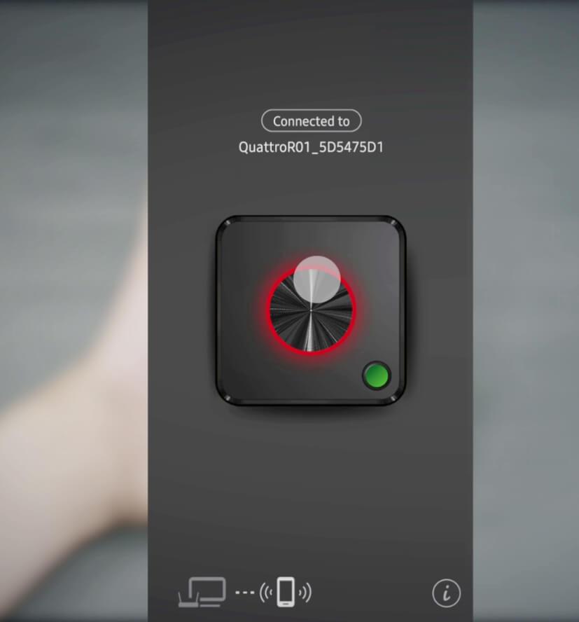 quattropod app android